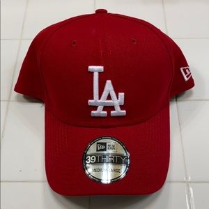LA Baseball Cap Sz Medium-Large